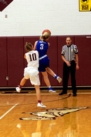 John Glenn vs Cambridge girls Basketball